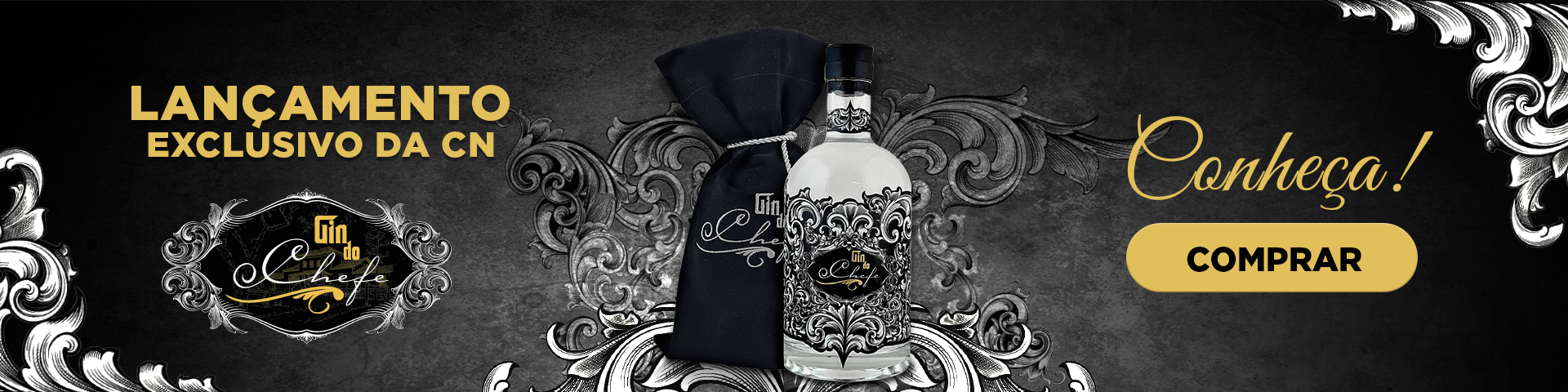 Gin do Chefe - Categoria Gin