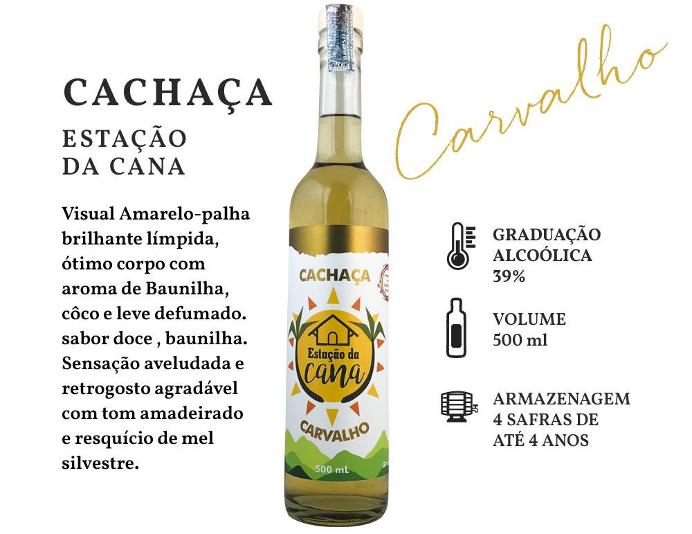 Estação da Cana - Carvalho